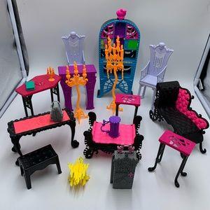 High Monster Dolls Accessories, READ DESCRIPTION!